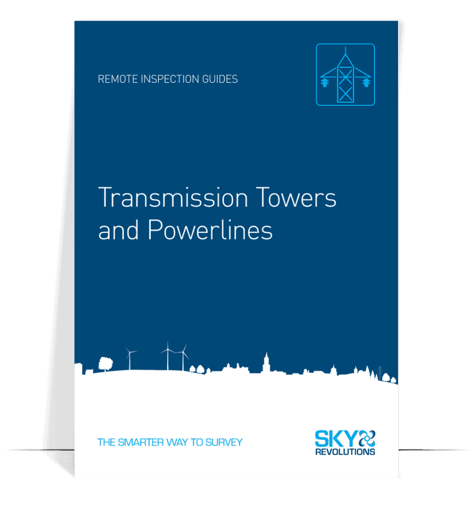 transmission towers and powerlines remote inspection guide front cover