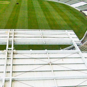 aerial imaging edgbaston cricket ground
