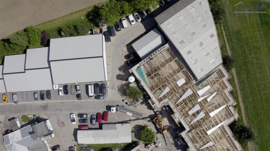 frametech drone film