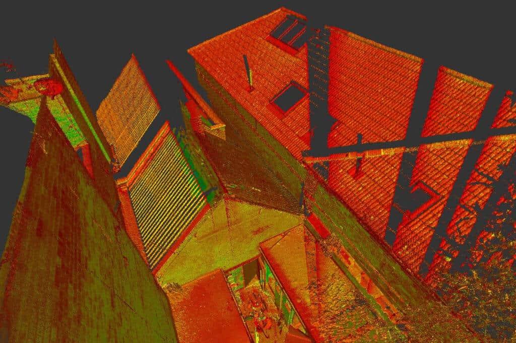 lidar drone surveys