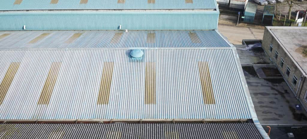 roof survey siemens