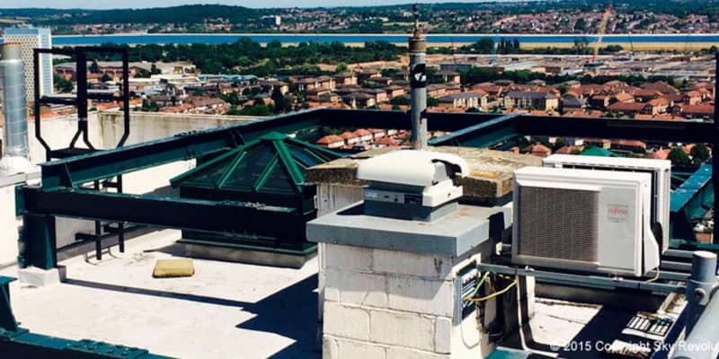 roof survey telecoms provider