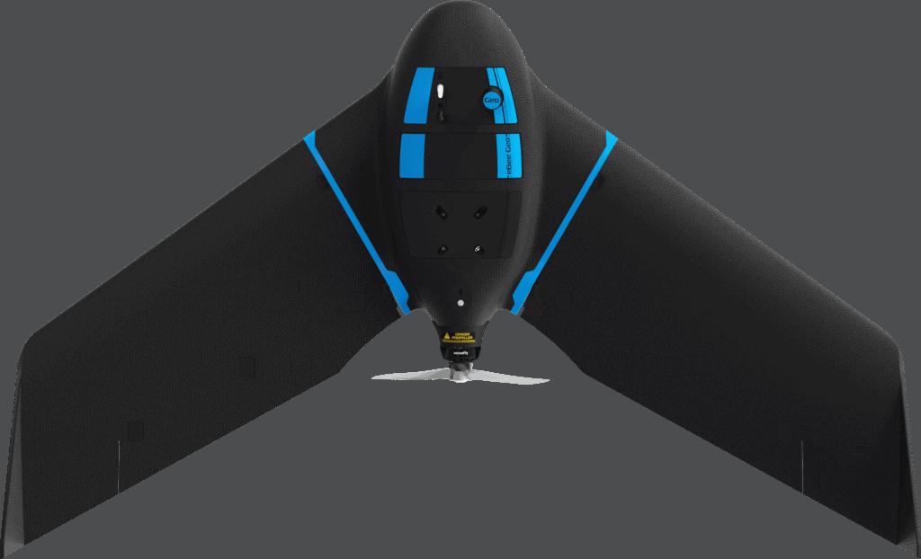 eBee-GEO drone
